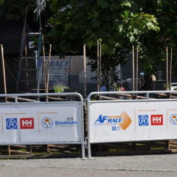 ÅF Offshore Race banderoll