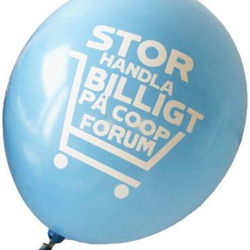Coop ballong