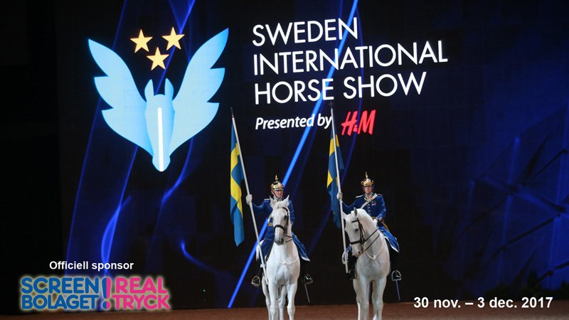 Sweden International Horse Show 2017